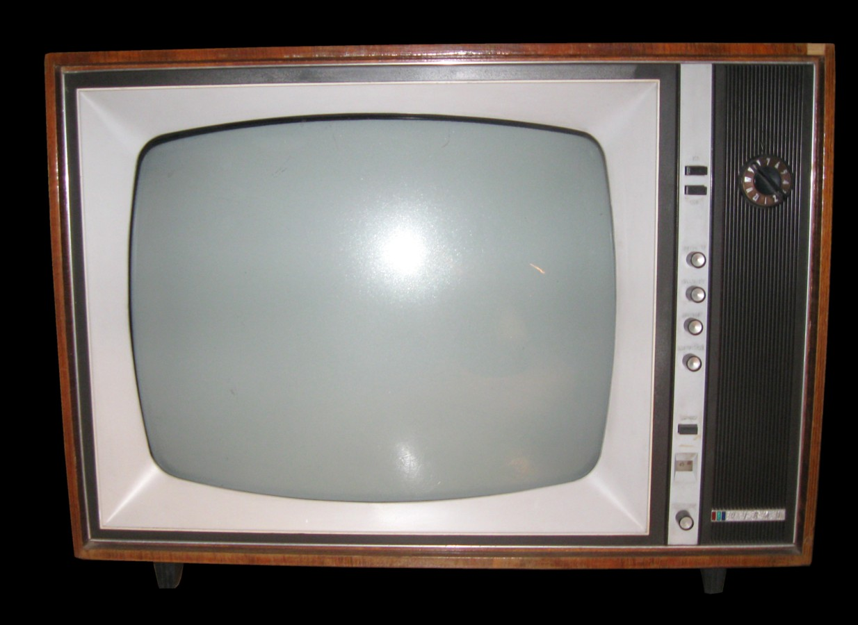 Vintage Tv Screen