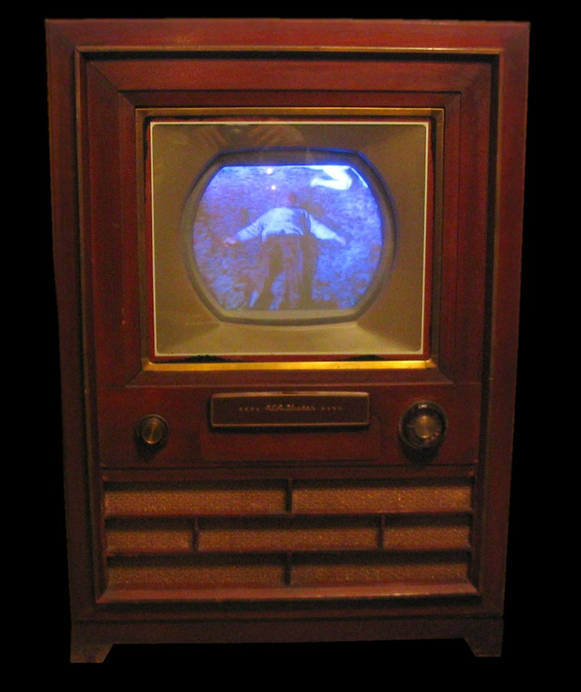 TV sets and Colour Television sets from the Dawn of